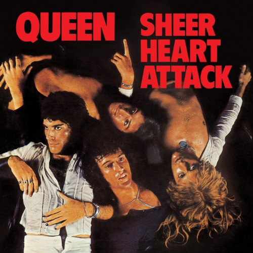 Sheer Heart Attack (Limited Edition) [Vinyl LP] (Queen Of Hearts Rock)