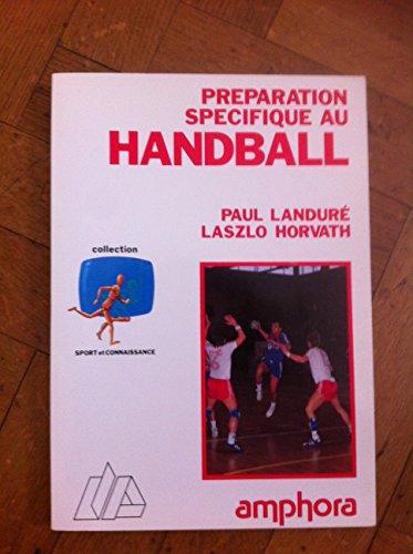 Préparation spécifique au hand-ball
