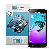 YouSave Screen Protector for Samsung Galaxy J3 Pack 5 [SA-EA05-Z974]