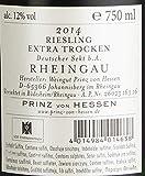 Prinz von Hessen Riesling Gutssekt extra trocken 2015 Süß (3 x 0.75 l)
