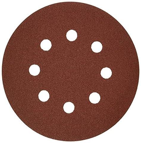 Bosch-rotozip-skil 5in. 120 Grit Hook & Loop Sanding Discs SR5R120 [DIY & Tools]