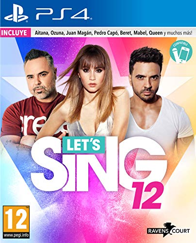 Let's Sing 12 - PS4