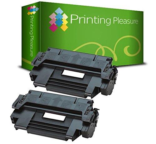 98a Laserjet (Printing Pleasure 2er Set 92298A 98A Premium Toner Schwarz kompatibel für HP Laserjet 4, 4M, 4M+, 4+, 4MX, 5, 5M, 5N, 5SE, Apple Laserwriter 16, Pro 600, Pro 630)