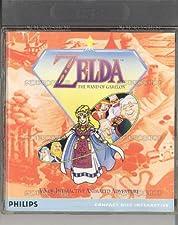 Zelda: The Wand of Gamelon CD-i