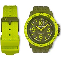 Barcelonetas Fun GREEN Unisex watches W02GR