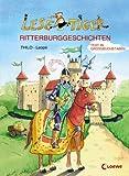Lesetiger-Ritterburggeschichten: Großbuchstabenausgabe