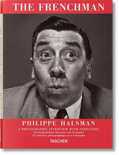 The Frenchman por Philippe Halsman
