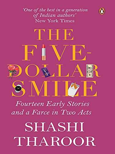 The Five Dollar Smile and Other Stories - Shashi Tharoor Books