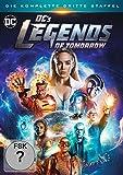 DC's Legends of Tomorrow - Die komplette dritte Staffel [4 DVDs]