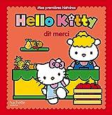 Hello Kitty dit merci