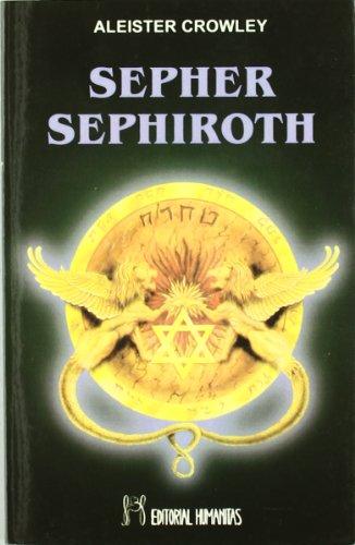 Portada del libro Sepher Sephiroth