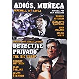 Farewell, My Lovely - Adios Muñeca - Dick Richards + The Big Sleep - Detective Privado - Michael Winner.