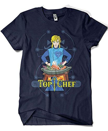 Camisetas La Colmena -  T-shirt - Uomo Blu navy
