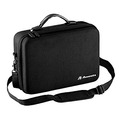 Powerextra Shoulder Bag Storage Carrying Case handbag for DJI Mavic Pro and Accessories