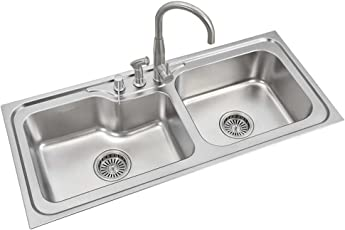 Anupam Luxury Sinks Model : LS340DB