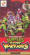 Teenage mutant ninja turtles Mutant warriors - Super Famicom - JAP