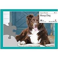Schäferhund - 13 Teile Puzzle entworfen als Beschäftigung für Senioren mit Demenz / Alzheimer von Active Minds