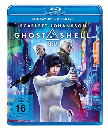 (Ghost in the Shell [3D Blu-ray] (+ Blu-ray))