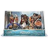 Disney Moana 10 Piece Figure Play Set by DisneyMoana …