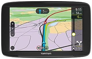 TomTom VIA 62 (6 Pouces) - GPS Auto - Cartographie Europe 48, Trafic à Vie (via Smartphone) et Appel Mains-Libres (B01GTL5OUE) | Amazon Products