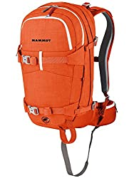 Mammut Lawinenairbag Ride On Removable Airbag, Dark Orange-White, 54 x 29 x 21 cm, 2610-01010-2116