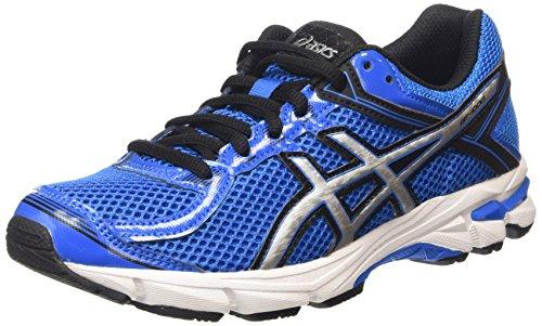 gt 1000 4 ASICS Gt-1000 4 Gs, Unisex-Kinder Laufschuhe, Blau (Electric Blue/Silver/Black 3993), 37.5 EU