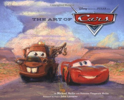 The Art of Cars by Suzanne Fitzgerald Wallis (2006-05-04)