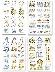 Tatuajes para Despedida de Soltera de Sterling James Co.