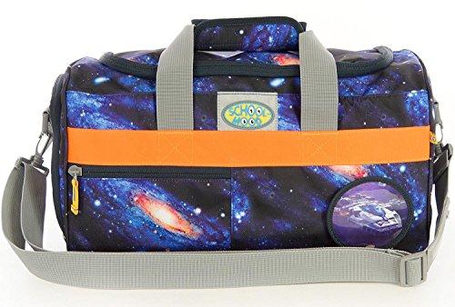 School-Mood Sporttasche Galaxy Raumschiff Galaxy