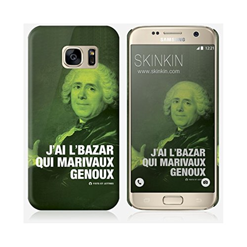 iPhone SE Case, Cover, Guscio Protettivo - Original Design : Samsung Galaxy S7 case