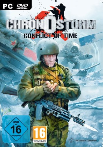 Chronostorm - Conflict of Time