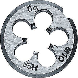 Projahn 981201à fileter Acier rapide Diamètre 25mm m 12