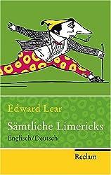 Sämtliche Limericks: Engl. /Dt.