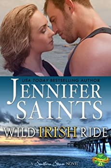Wild Irish Ride: A Southern Steam Novel (Weldon Brothers Book 1) (English Edition) di [Saints, Jennifer]