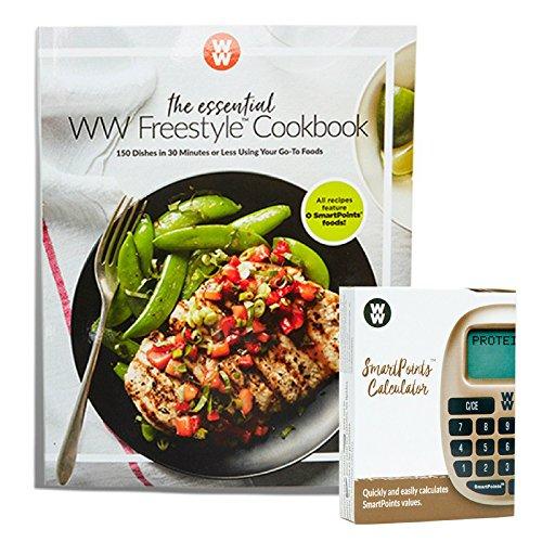 Weight Watchers Freestyle Calculatrice et Livre de Cuisine Bundle