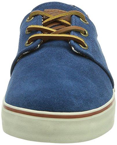 C1RCA CRIP, Sneaker uomo Blu (DKBLU/ DARK BLUE)