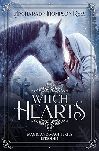 Witch Hearts: A Novella (Magic and Mage Series Book 1) (English Edition) por Angharad Thompson Rees