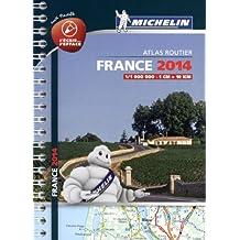 Atlas routier France : 1/1 000 000