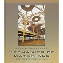 Mechanics of Materials by James M. Gere (1996-11-22)
