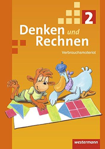 Denken und Rechnen - Allgemeine Ausgabe 2017: Schülerband 2: Verbrauch