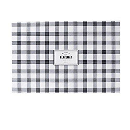 Deckchen Partei Decorator Bankett Tabelle Essen im Open Air sind nicht weiße Tischdecken