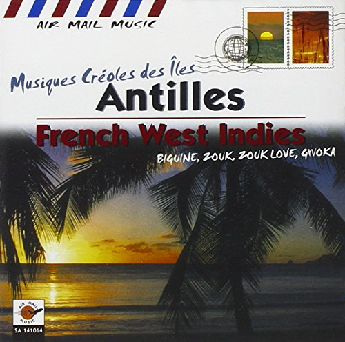 air-mail-music-antilles-french-west-indies