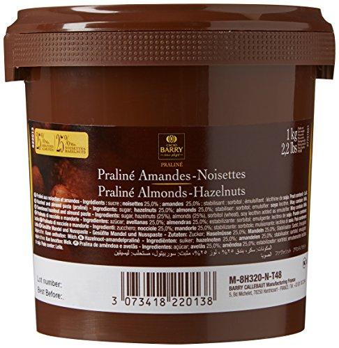 CACAO BARRY Praliné Amandes - Noisettes 1 kg