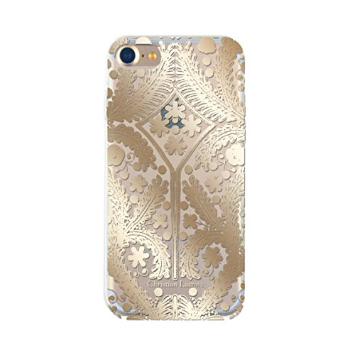 christian-lacroix-coque-metal-pour-iphone-7-transparente-doree