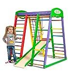 Kinder Aktivitätsspielzeug Kletterturm mit Rutsche