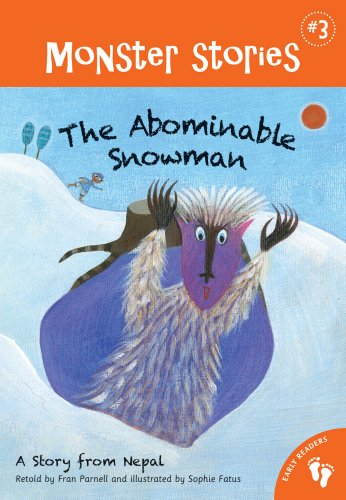 The abominable snowman : a story from Nepal