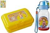 Haba Brotdose und Trinkflasche Conni, Butterbrotdose, Lunchbox, Geschenk, Kindergarten, Schule,...