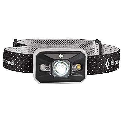 Black Diamond Storm - 350 Lumen LED Stirnlampe Wasserdicht IP67 Rotlicht , Grünlicht Kopflampe