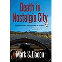 Death in Nostalgia City (English Edition)