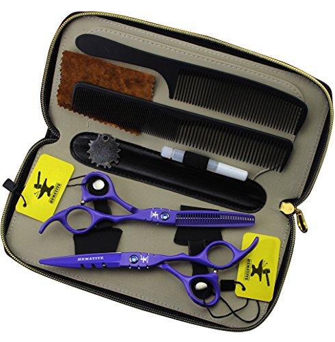 Juego tijeras japonesas peluquería 14 cm peluquería